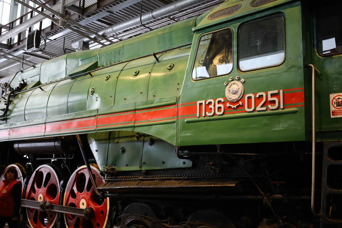 Как были устроены паровозы - 18