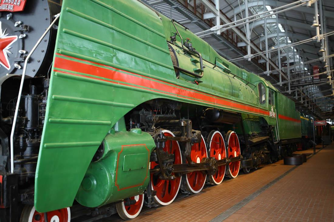 Как были устроены паровозы - 21