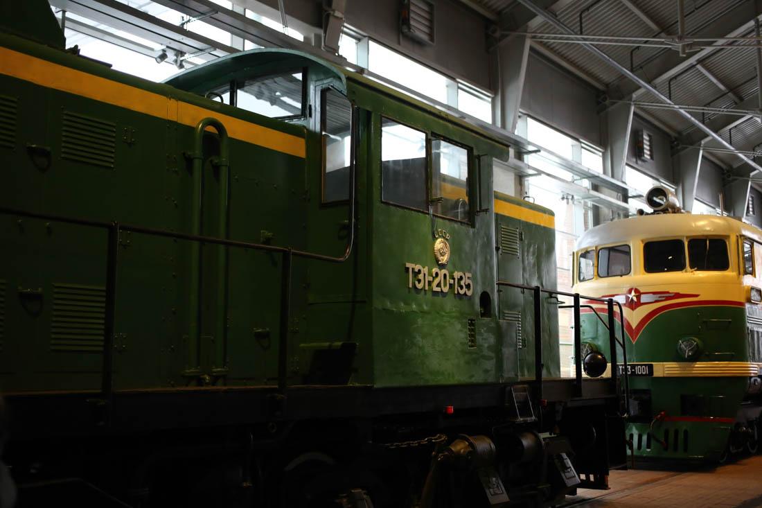 Как были устроены паровозы - 22