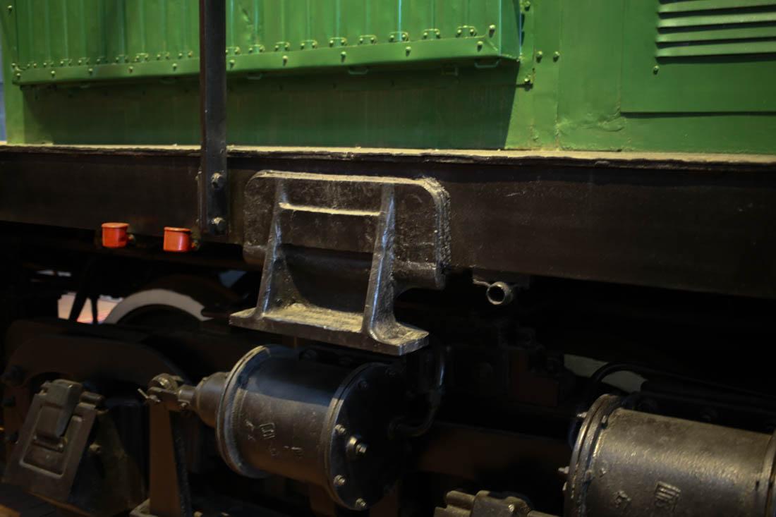 Как были устроены паровозы - 24