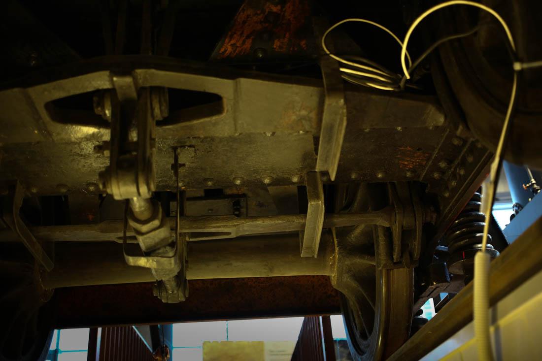 Как были устроены паровозы - 29