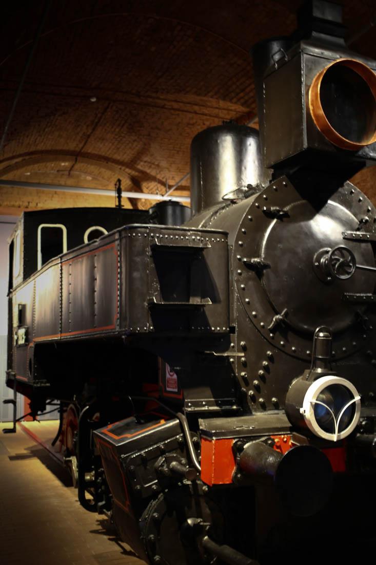 Как были устроены паровозы - 32