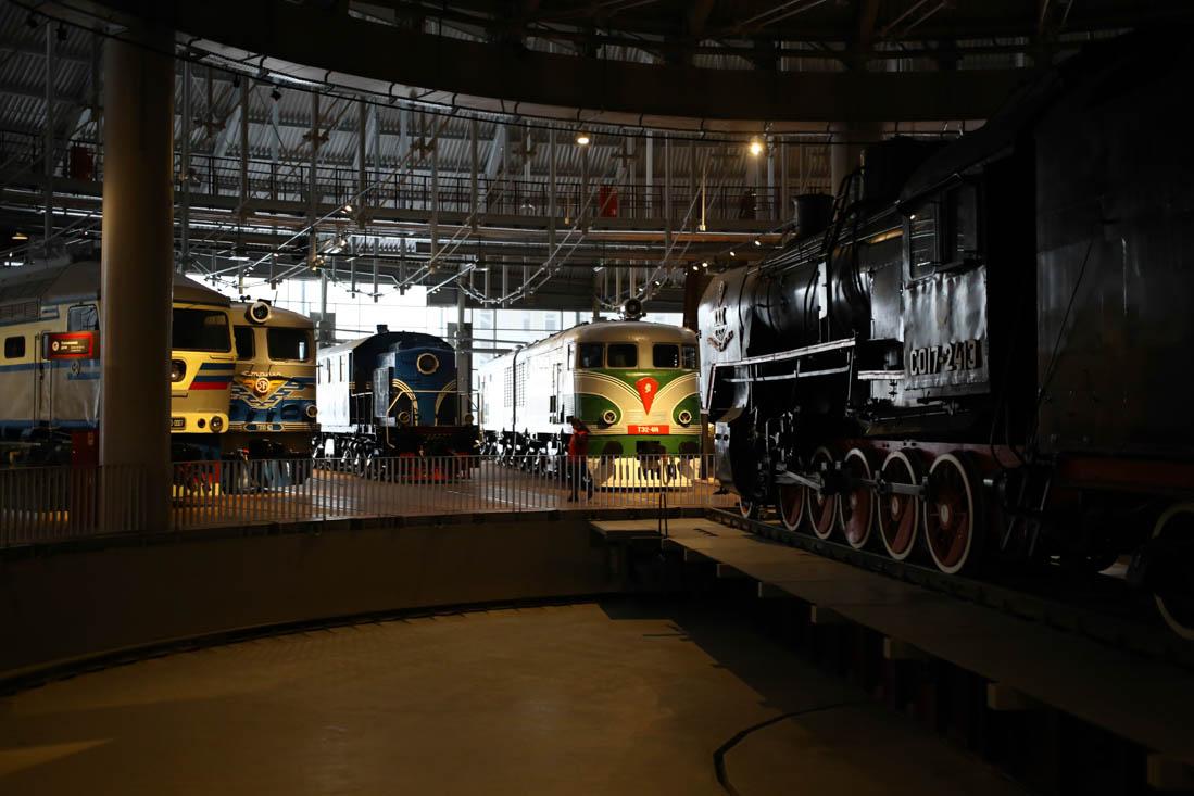Как были устроены паровозы - 36