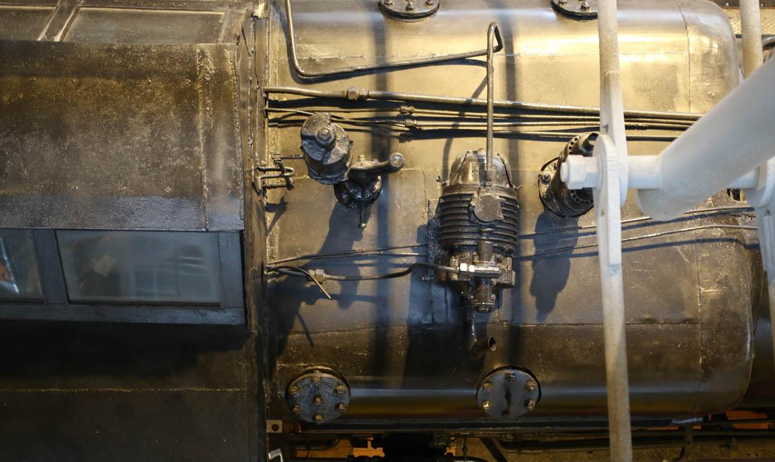 Как были устроены паровозы - 38