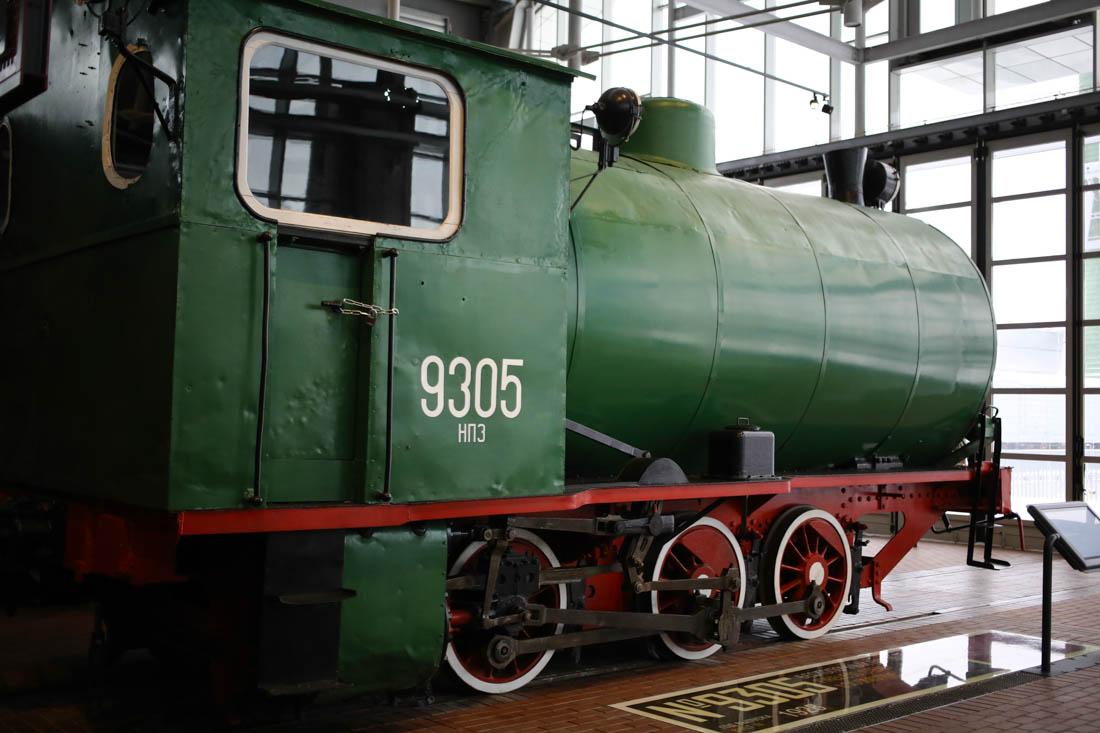 Как были устроены паровозы - 41