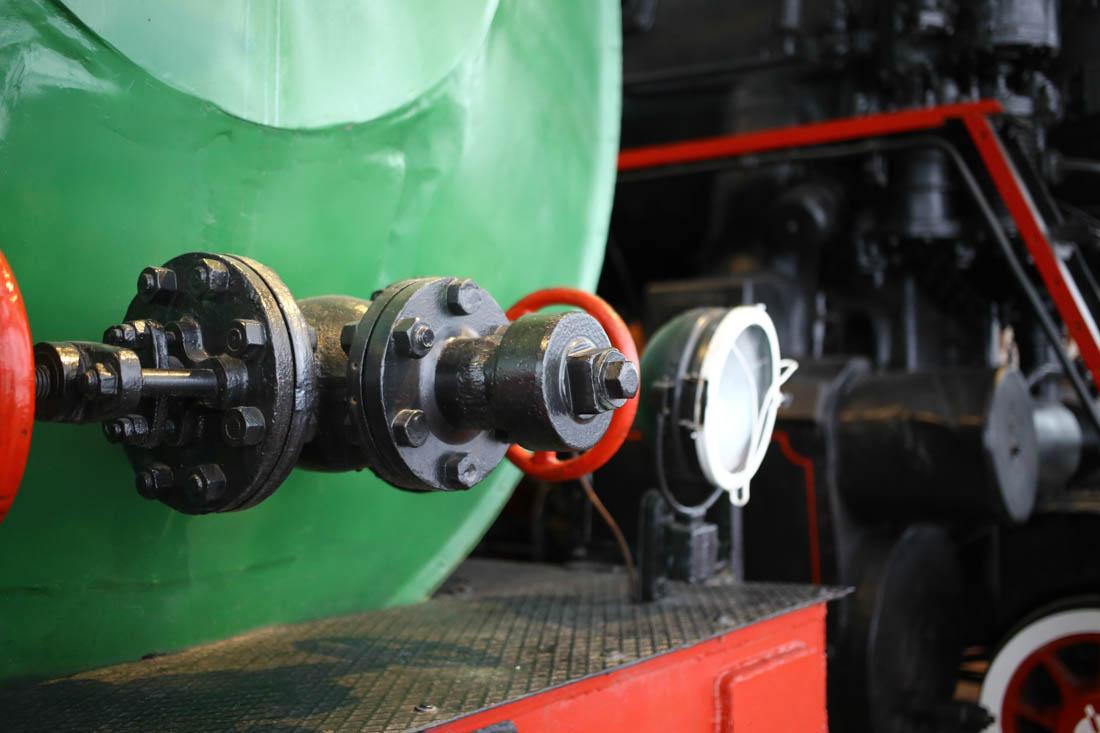 Как были устроены паровозы - 42