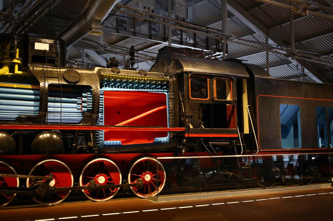 Как были устроены паровозы - 6