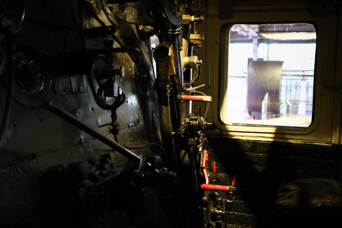 Как были устроены паровозы - 8