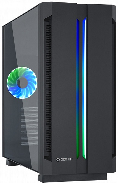 Компания Chieftec представила первый продукт под новой маркой — корпус Chieftronic G1