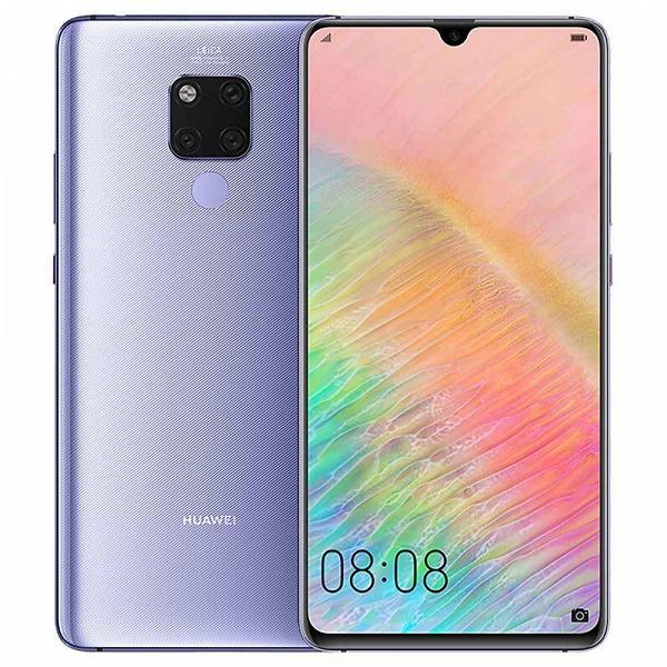 Первым смартфоном Huawei с поддержкой 5G стал Mate 20X