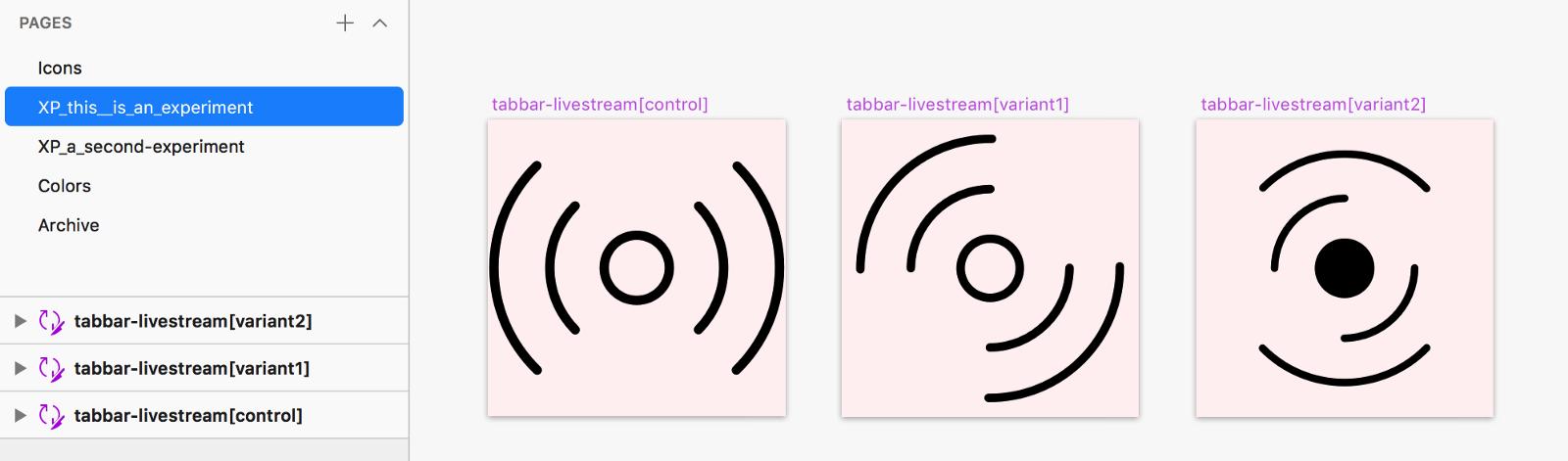 Sketch + Node.js: генерируем иконки для множества платформ и брендов - 10