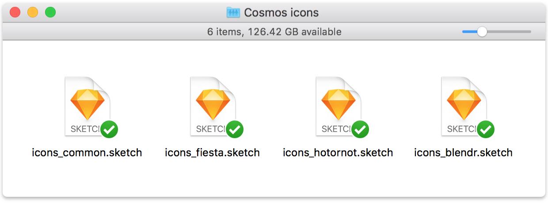 Sketch + Node.js: генерируем иконки для множества платформ и брендов - 12