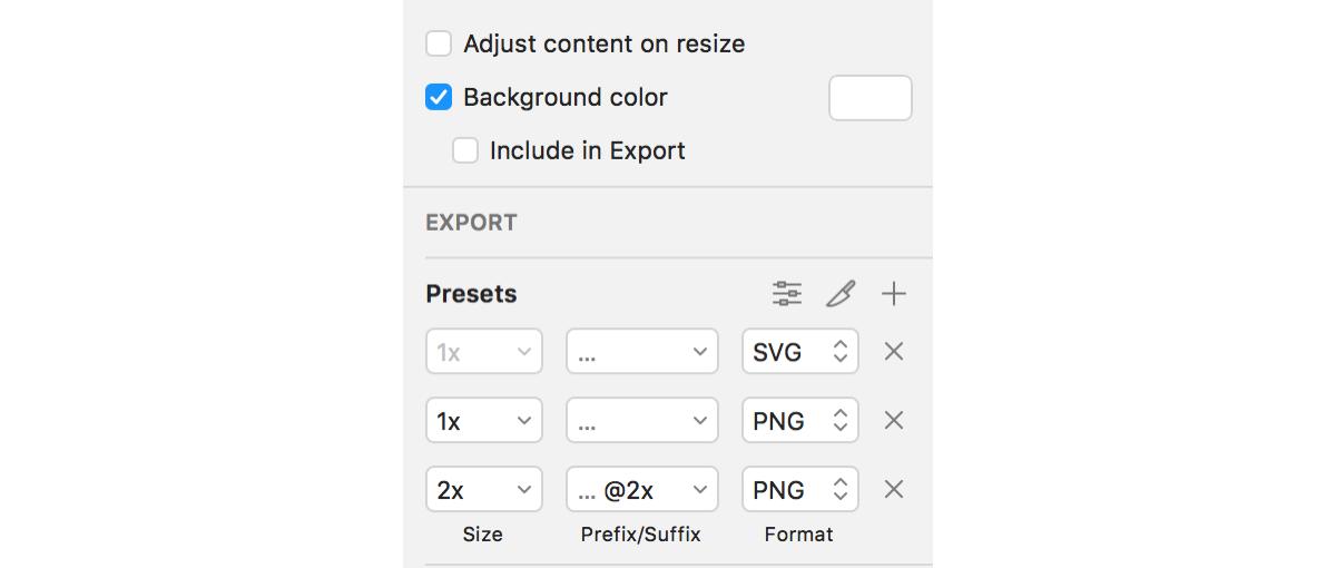 Sketch + Node.js: генерируем иконки для множества платформ и брендов - 5