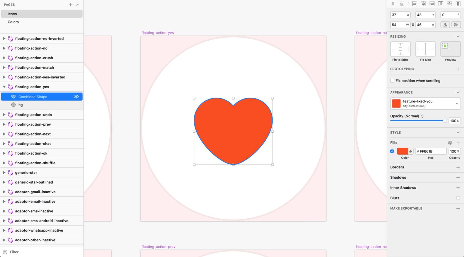 Sketch + Node.js: генерируем иконки для множества платформ и брендов - 8