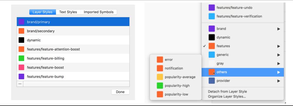 Sketch + Node.js: генерируем иконки для множества платформ и брендов - 9