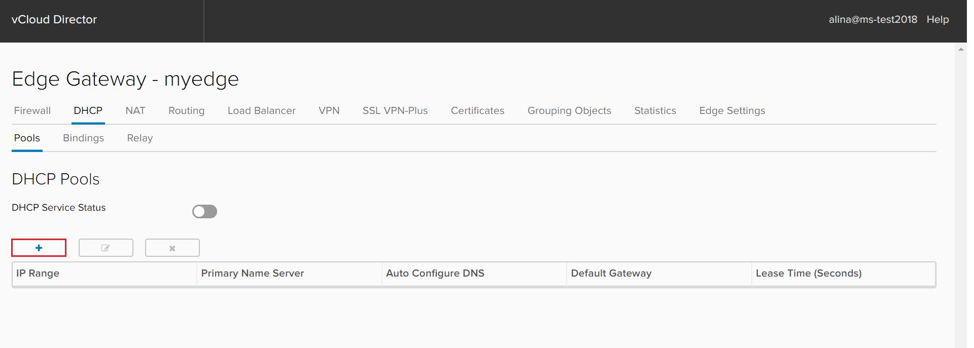VMware NSX для самых маленьких. Часть 3. Настройка DHCP - 4