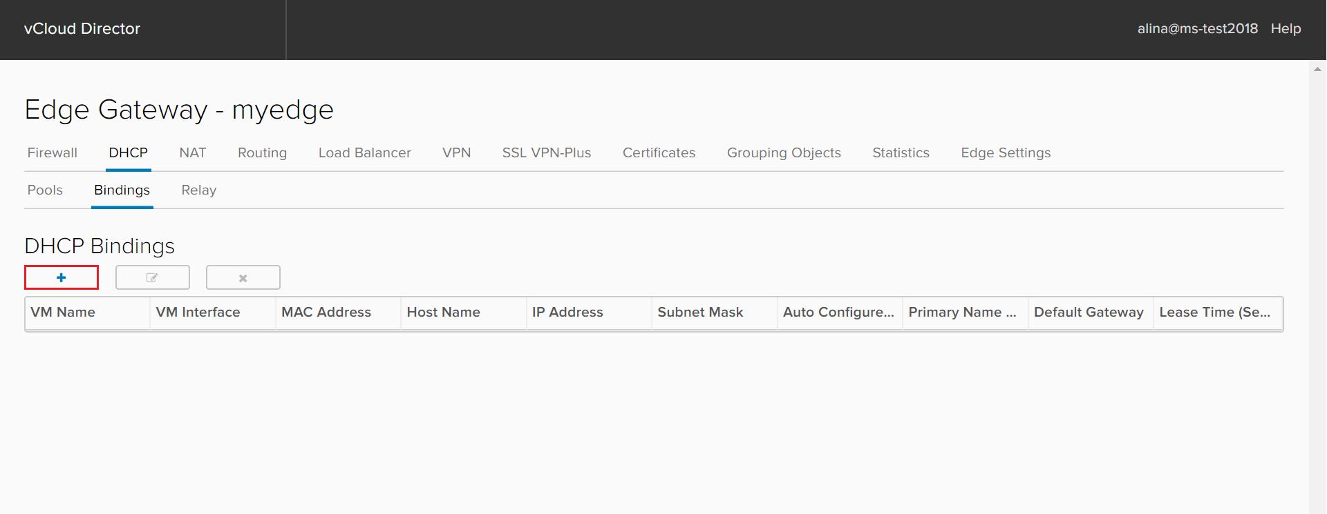 VMware NSX для самых маленьких. Часть 3. Настройка DHCP - 8