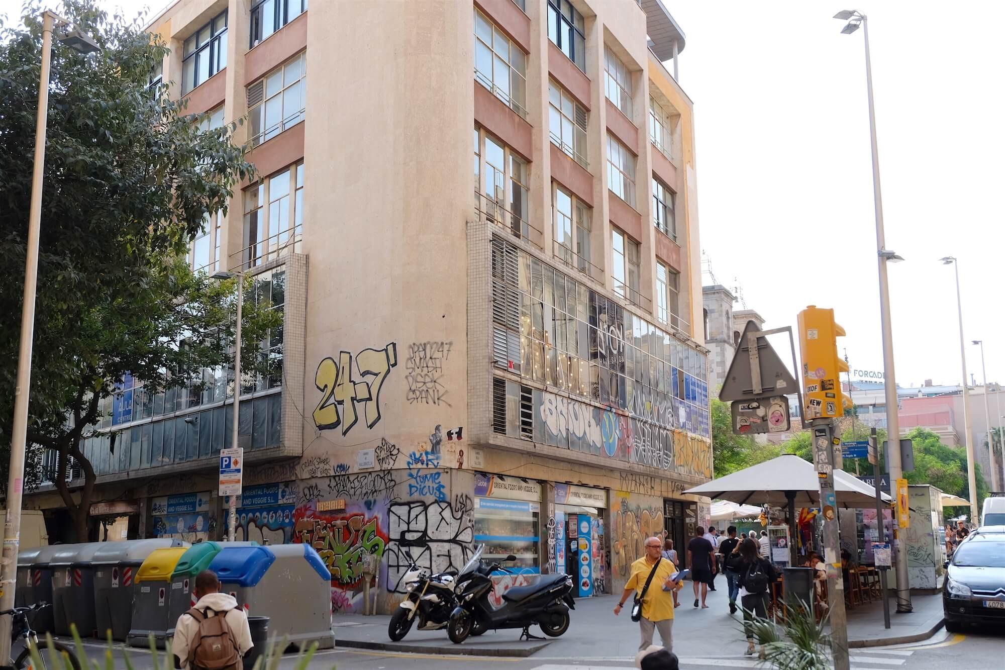 Фотоэкскурсия по коворкингу «Coworkidea» (Барселона) - 6