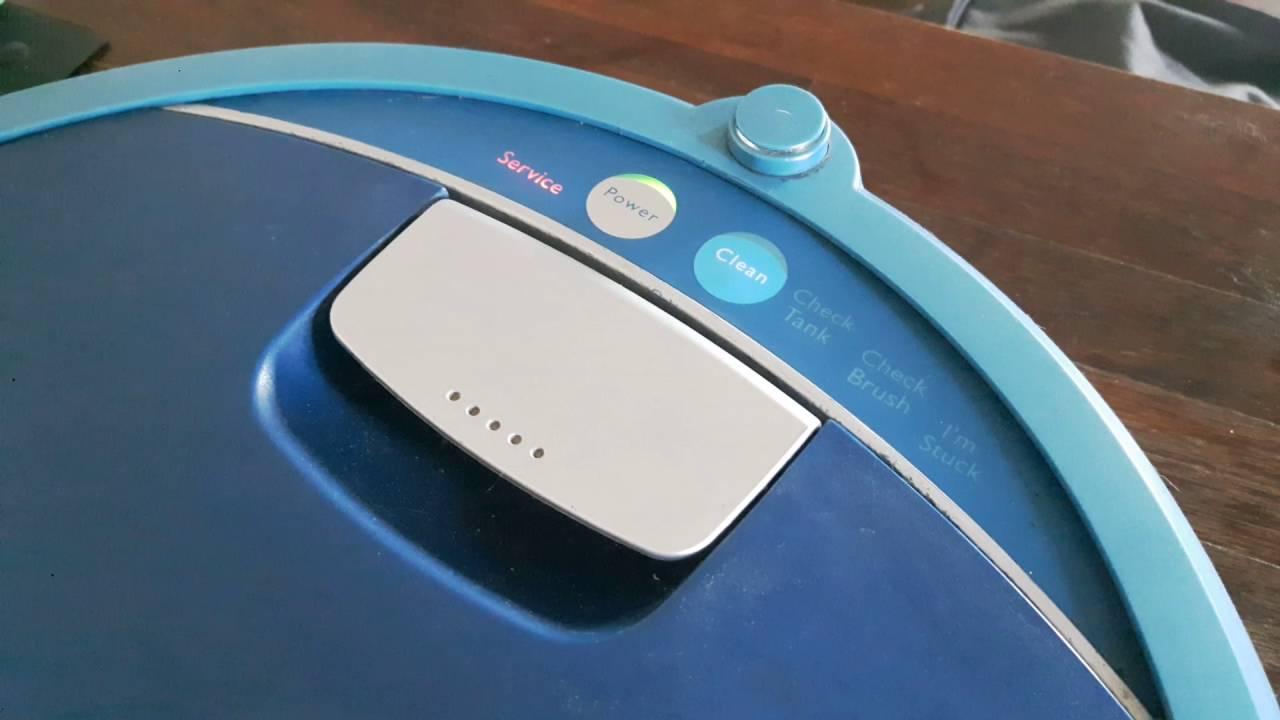 iRobot Scooba: опыт использования и решение часто встречающихся проблем моющего робота-пылесоса - 2