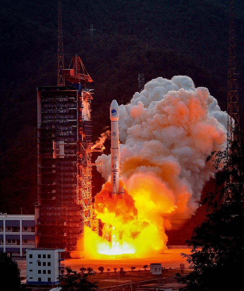 Суровая рабочая реальность — Китайский космодром Сичан (Xichang Satellite Launch Center — XSLC) - 15