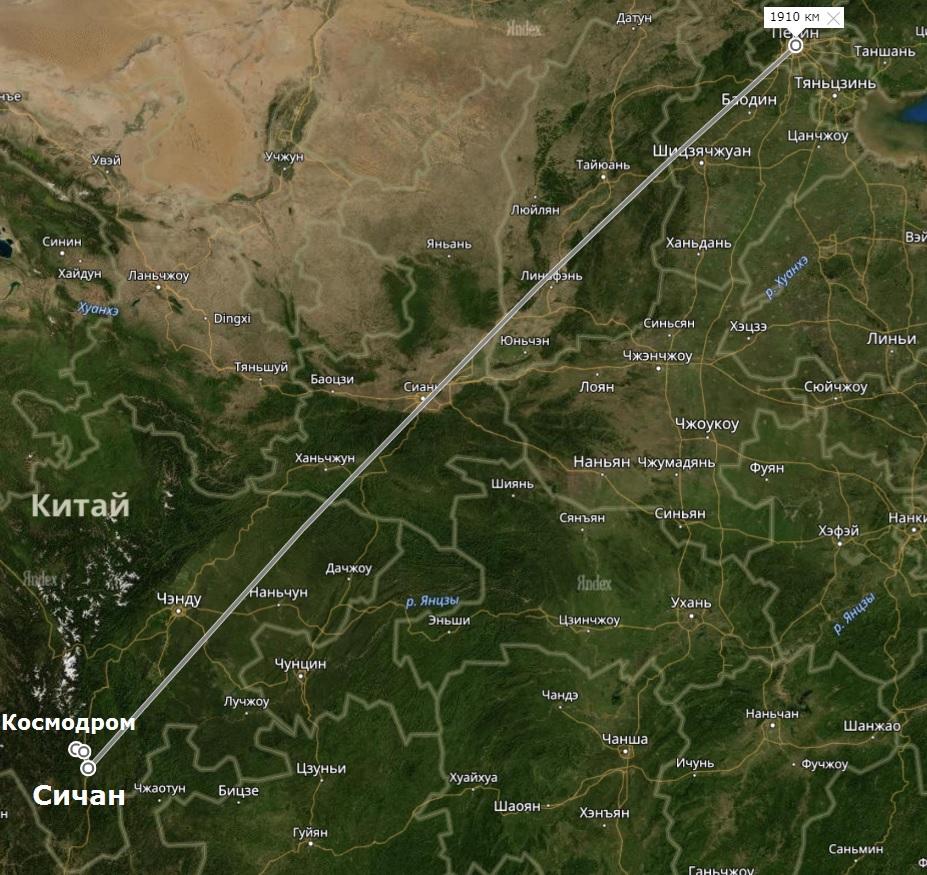 Суровая рабочая реальность — Китайский космодром Сичан (Xichang Satellite Launch Center — XSLC) - 3