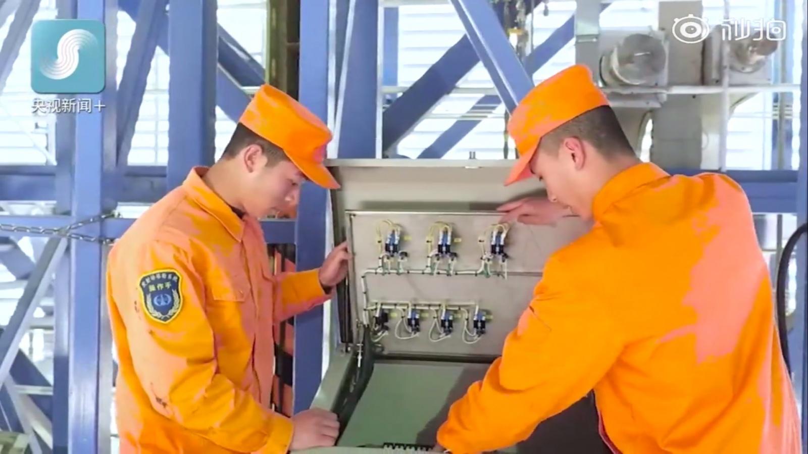 Суровая рабочая реальность — Китайский космодром Сичан (Xichang Satellite Launch Center — XSLC) - 44