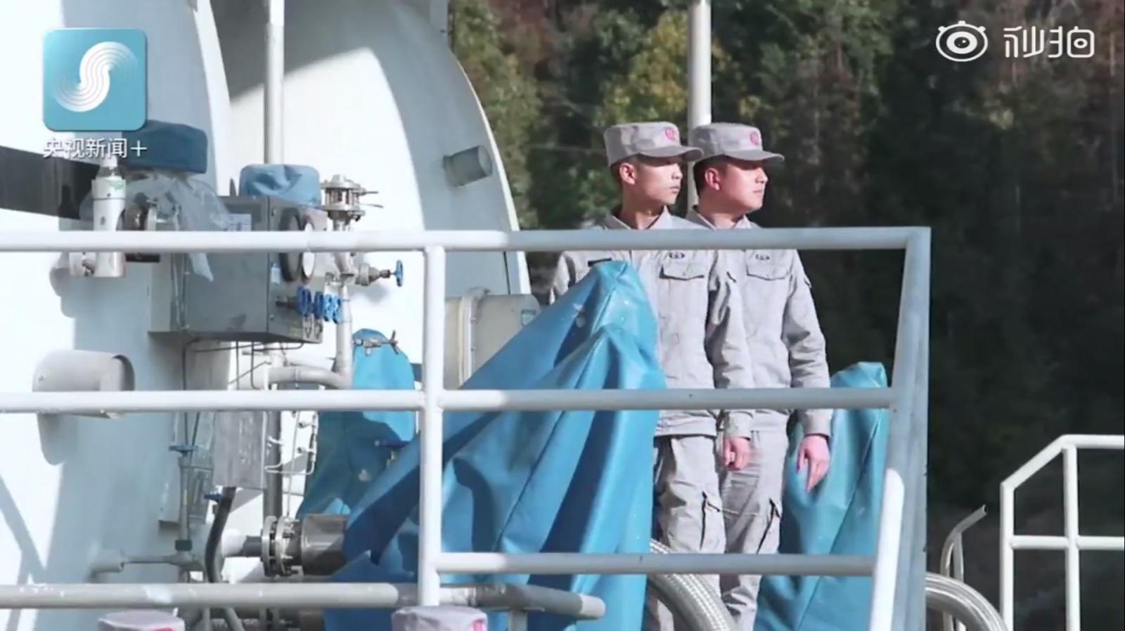 Суровая рабочая реальность — Китайский космодром Сичан (Xichang Satellite Launch Center — XSLC) - 46