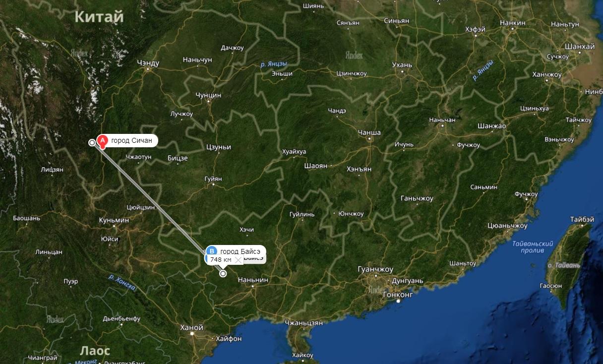 Суровая рабочая реальность — Китайский космодром Сичан (Xichang Satellite Launch Center — XSLC) - 7