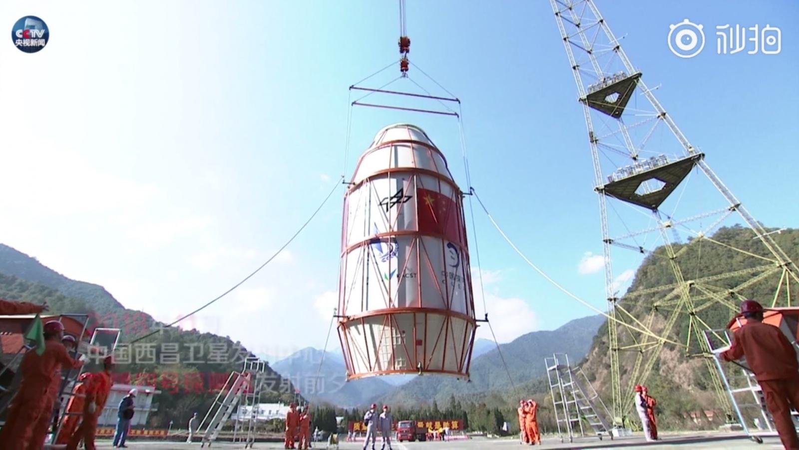 Суровая рабочая реальность — Китайский космодром Сичан (Xichang Satellite Launch Center — XSLC) - 97