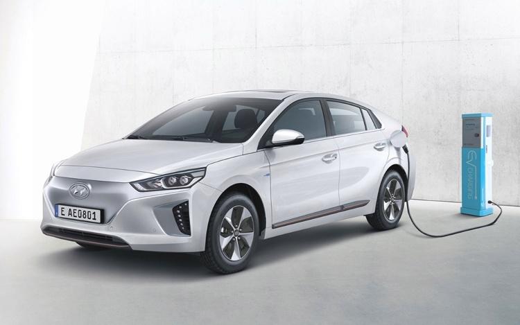 Hyundai создаст новую платформу для электромобилей
