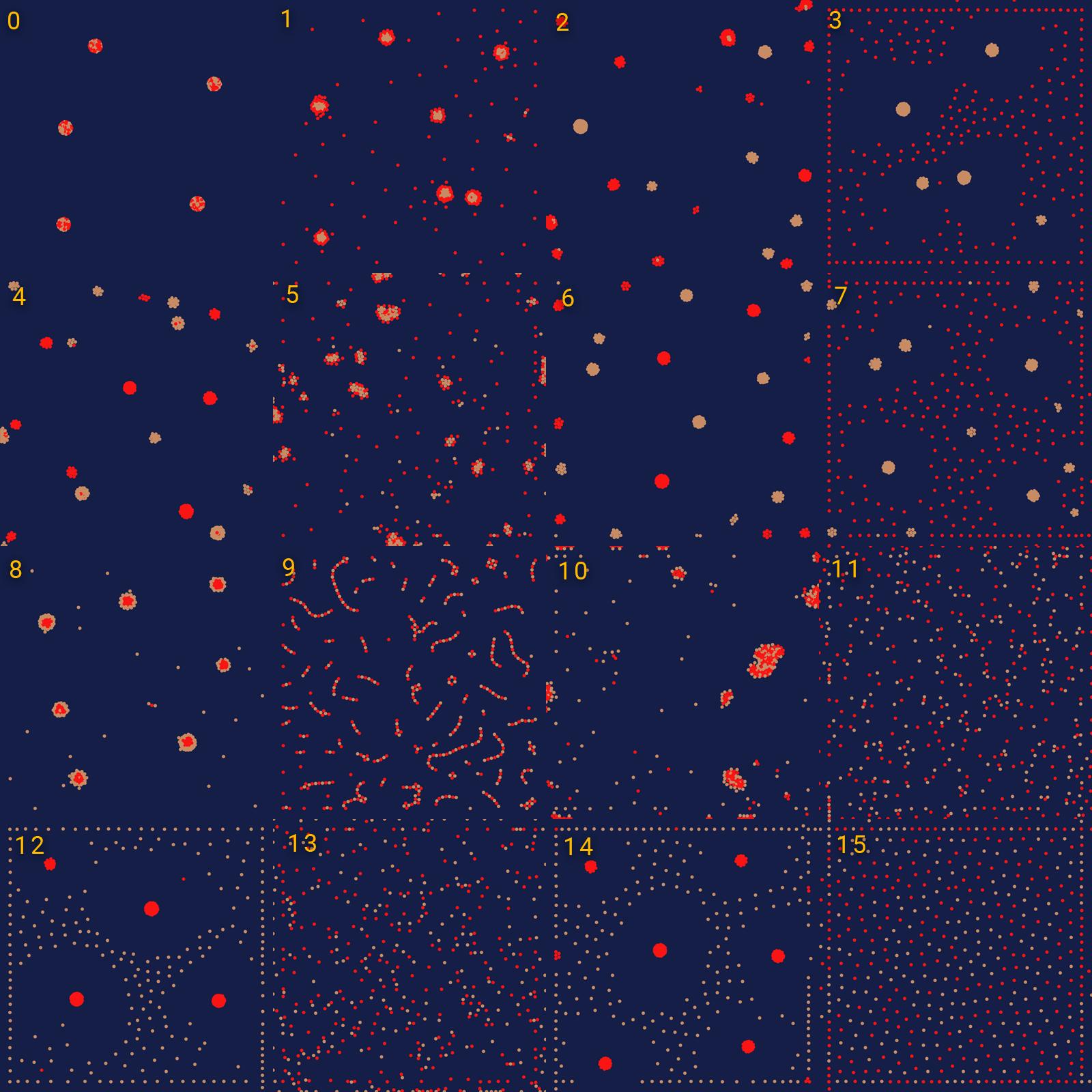 Жизнь на частицах - 5