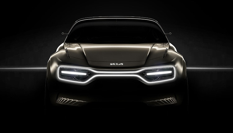 Новый электромобиль KIA объединяет элементы спорткара, седана и кроссовера