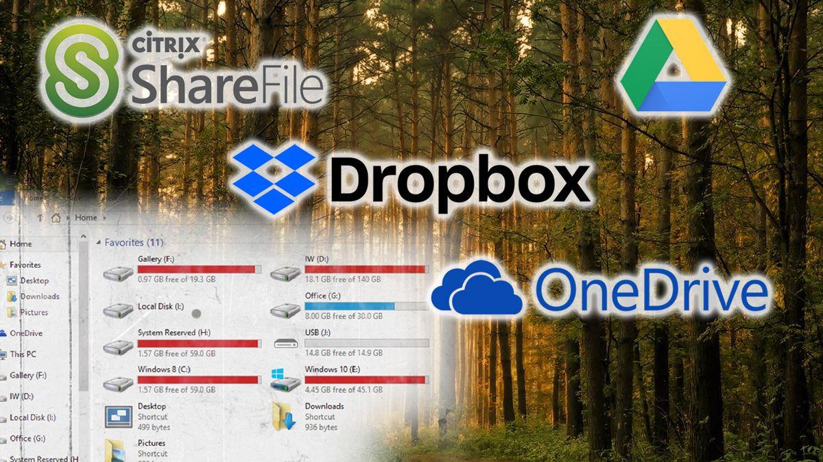 Выбираем систему хранения файлов для командной работы - 1