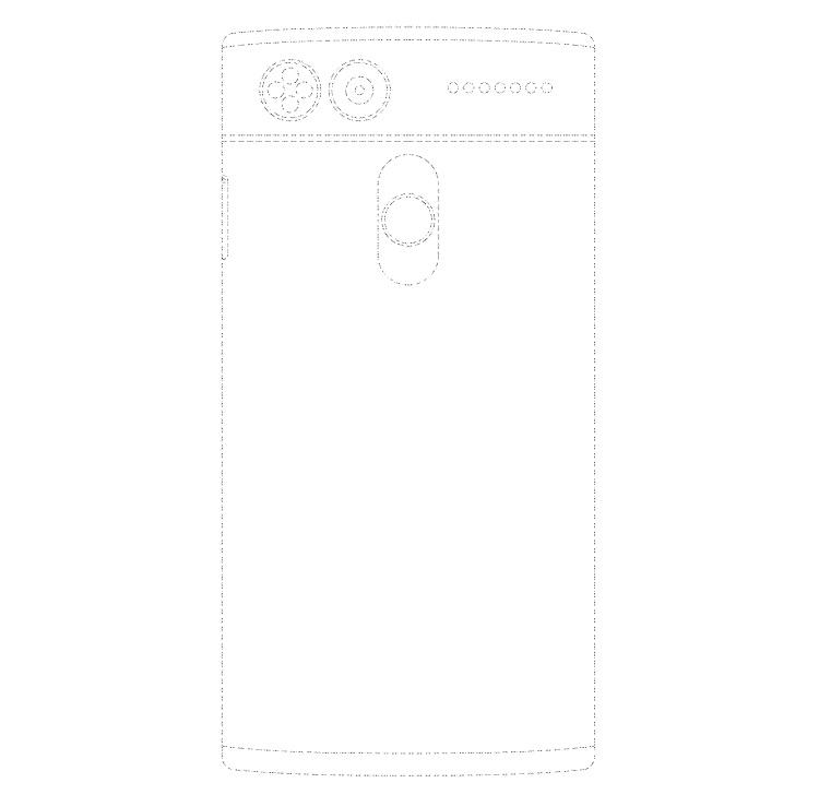 LG изучает новые варианты организации камер в смартфонах