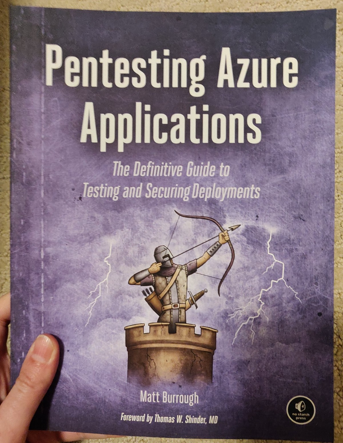 Pentesting Azure  — Thoughts on Security in Cloud Computing - 1