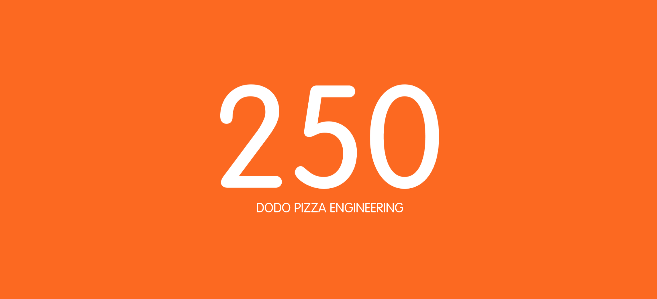Why does Dodo Pizza need 250 developers? - 1