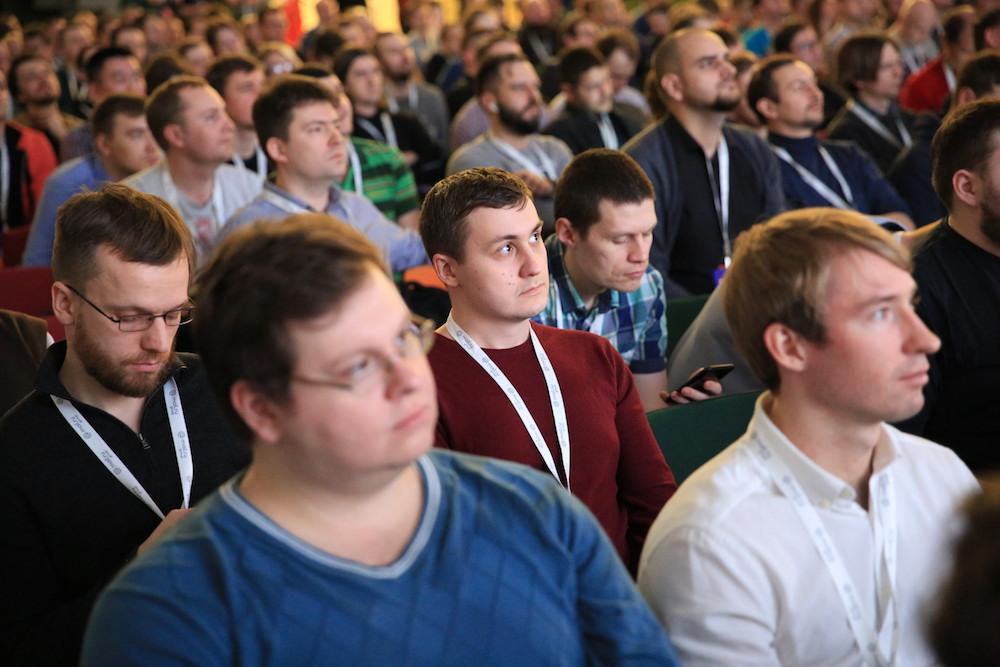 Как прошёл Love Kubernetes в Mail.ru Group 14 февраля - 2