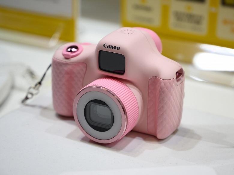 Компания Canon показала на CP+ концептуальную фотокамеру