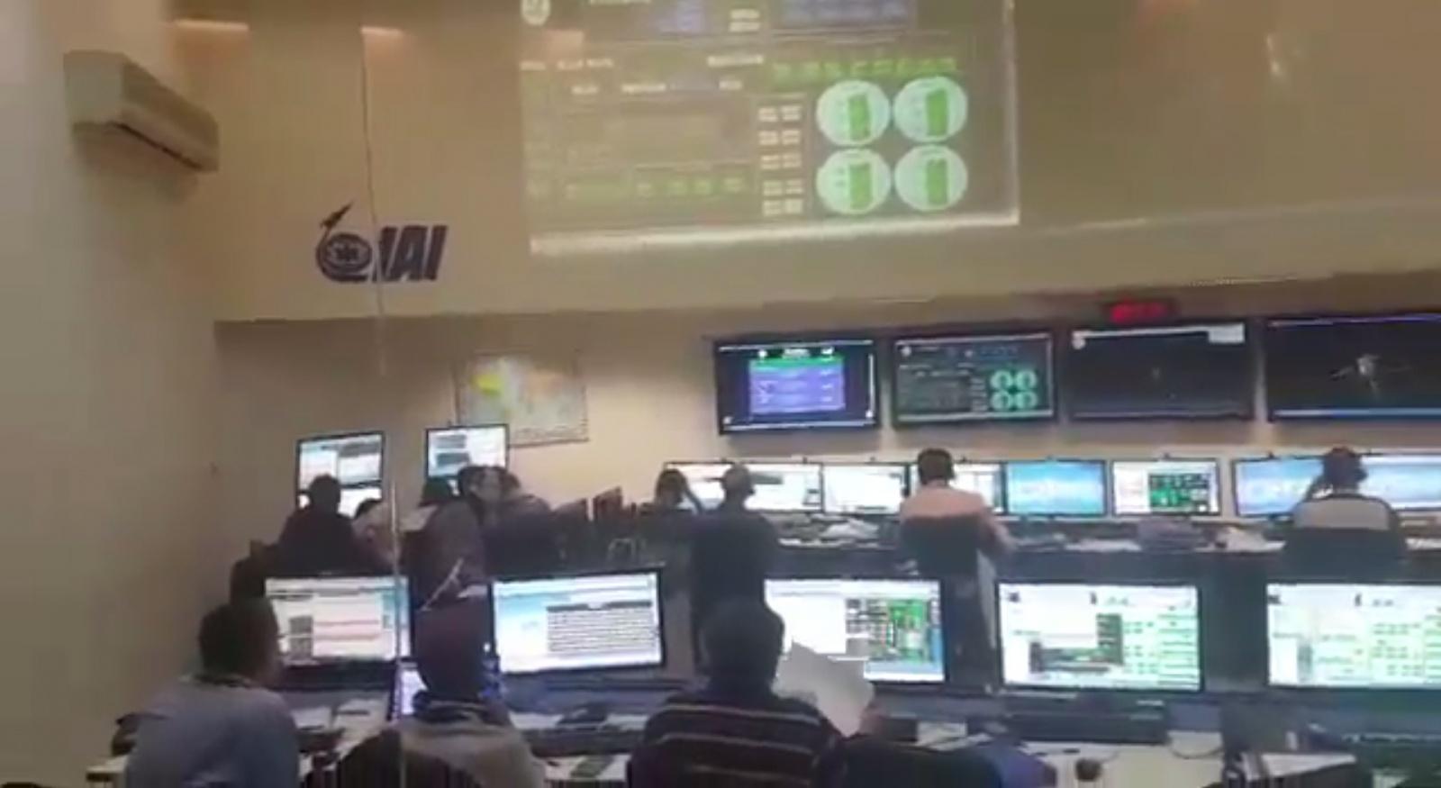 Лунная миссия «Берешит» – инженеры в ЦУП SpaceIL и Israel Aerospace Industries (IAI) решили возникшие проблемы - 10