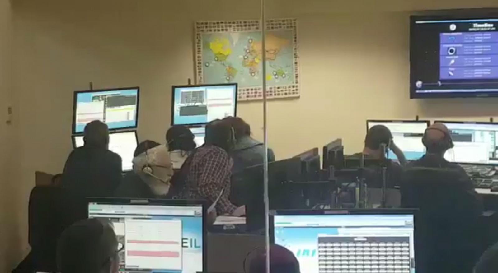 Лунная миссия «Берешит» – инженеры в ЦУП SpaceIL и Israel Aerospace Industries (IAI) решили возникшие проблемы - 11