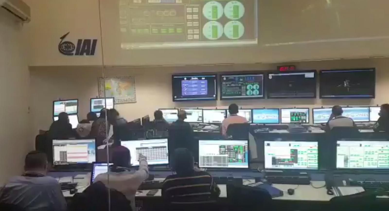 Лунная миссия «Берешит» – инженеры в ЦУП SpaceIL и Israel Aerospace Industries (IAI) решили возникшие проблемы - 12