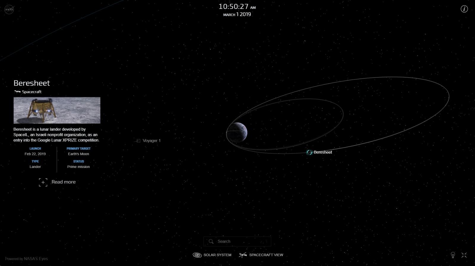 Лунная миссия «Берешит» – инженеры в ЦУП SpaceIL и Israel Aerospace Industries (IAI) решили возникшие проблемы - 15