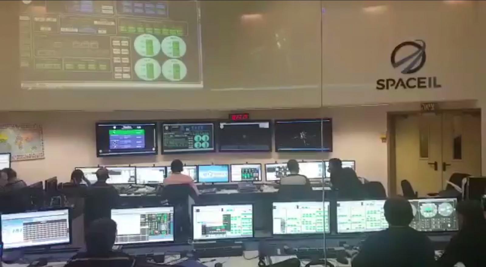 Лунная миссия «Берешит» – инженеры в ЦУП SpaceIL и Israel Aerospace Industries (IAI) решили возникшие проблемы - 9