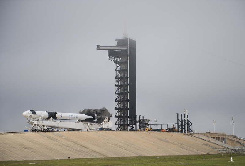 НАСА дало добро на беспилотный испытательный запуск Дракона-2 - 2