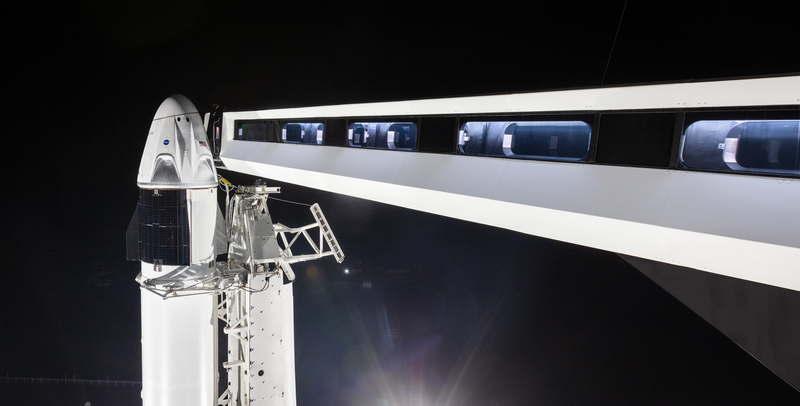 НАСА дало добро на беспилотный испытательный запуск Дракона-2 - 4