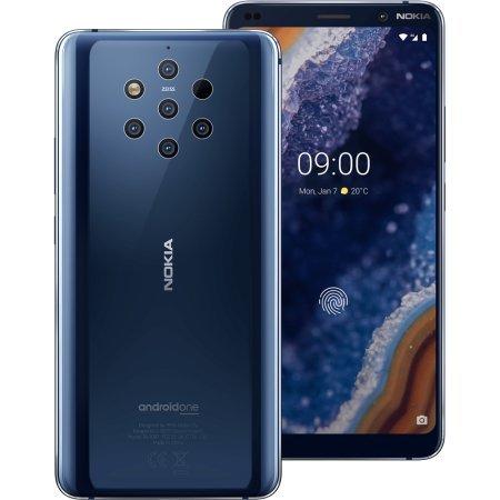 Пентакамера за рубли. В России стартовали предзаказы на Nokia 9 PureView