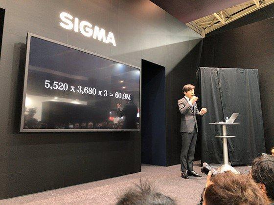 Выпуск полнокадровой беззеркальной камеры Sigma с датчиком изображения Foveon и креплением Leica L перенесен на будущий год