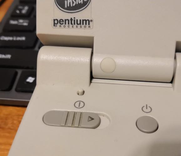Ноутбук Compaq LTE 5000, часть первая — знакомство - 22
