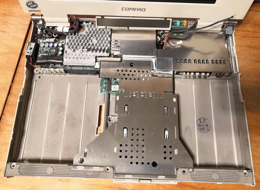 Ноутбук Compaq LTE 5000, часть первая — знакомство - 24