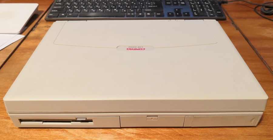 Ноутбук Compaq LTE 5000, часть первая — знакомство - 3